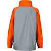 Marmot Boys PreCip Jacket Grey Storm/Bright Orange